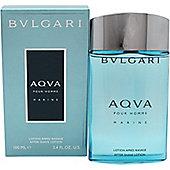 Bvlgari Aqua Marine Aftershave 100ml Aftershave Splash For Men