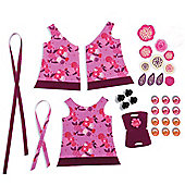 Sew Cool Doll Clothes Kit