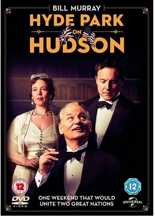 Hyde Park On Hudson DVD