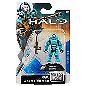 Mega Bloks Halo Heroes: Spartan orbital construction toys