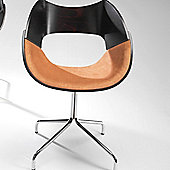 Redi Stela-E Chair by Lucci and Orlandini - Chromed - Class A