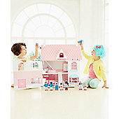 Rosebud Village Country Doll's House