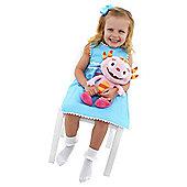 Talking Summer Hugglemonster Soft Toy