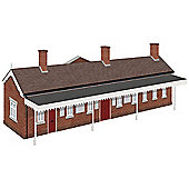 Hornby Skaledale R9818 High Brooms Station - Oo Gauge Buildings