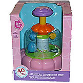 Megcos Spinning Top Pink