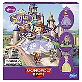 Monopoly Junior Disney Sofia the First Edition