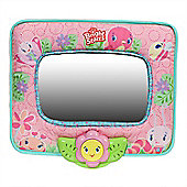 Bright Starts Pretty In Pink Sweet Symphony Auto Mirror
