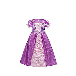 Disney Princess Rapunzel Dress-Up Costume years 03 - 04 Purple
