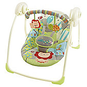 Brightstarts Up & Away Portable Swing