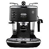 De'Longhi Micalite Icona Espresso Pump Machine Black