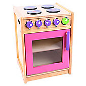 Santoys Pink and Green Kitchen Cooker