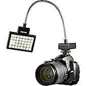 Hama 40 LED photo video slim panel