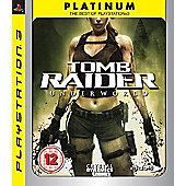 Tomb Raider - Underworld - Platinum - PS3