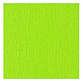 Canson Superior Crepe Paper 50cm x 250cm Spring Green