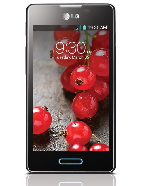 LG Optimus L5 II Indigo Black