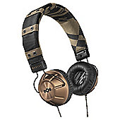 Marley Rebel Overhead Headphones Midnight