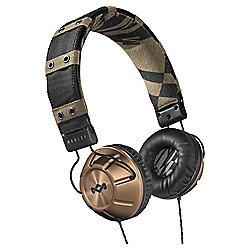 Marley Rebel Overhead Headphones Midnight