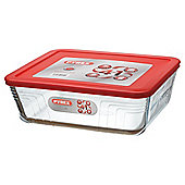 Pyrex 2.6 Litre Rectangle Storage with Lid