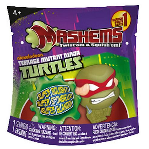 Teenage Mutant Ninja Turtles Mashems