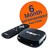 NOW TV Box with Sky Entertainment 6 Month Pass