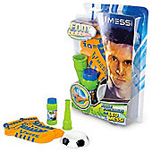 Messi Footbubbles Foot Bubbles Starter Pack with Socks (Orange)