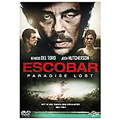 Escobar - Paradise Lost DVD