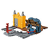 Fisher-Price Take-n-Play Thomas & Friends Treasure Tracks Playset