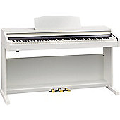 Roland RP501R-WH 88 Key Compact Family Electronic Piano With Bluetooth - White