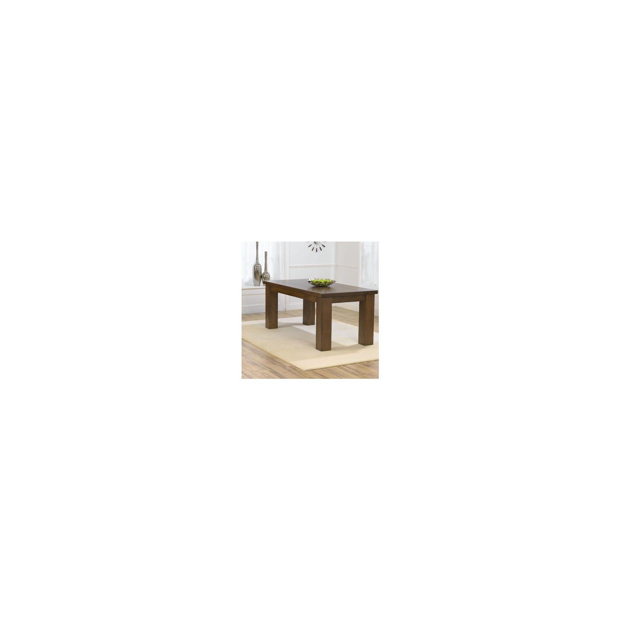 Mark Harris Furniture Barcelona Oak Dining Table - 150 cm