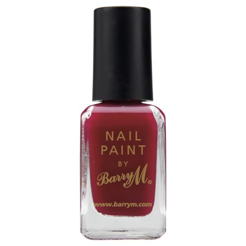 Barry M Nail Paint 273 - Raspberry