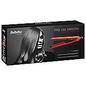BaByliss BL2398U Pro 235 Smooth Hair Straightener