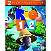Rio/Rio 2-Box Set [Blu-ray]