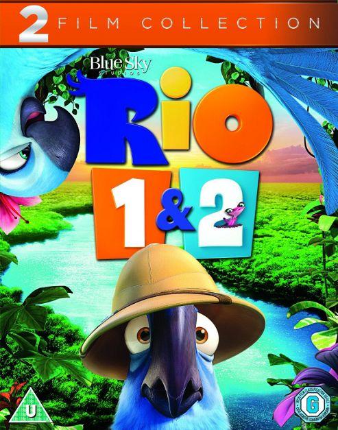 Rio/Rio 2 (Blu-ray Boxset)