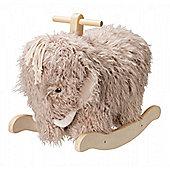 Kids Concept Sweden Gunghast Rocking Horse Wooly Mammoth