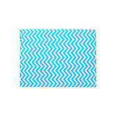 B Baby Bedding Jersey Fitted Cot Bed Sheet- Chevron Size cot bed