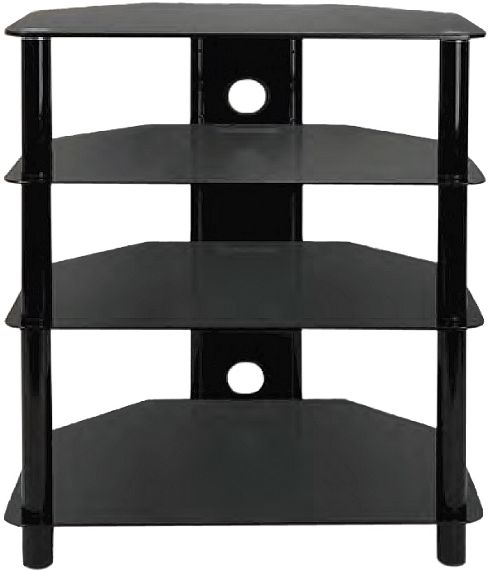 TIBO ST60-4 4 SHELF AV RACK