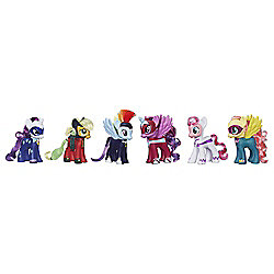 My Little Pony Power Pony Collection 6 Pack