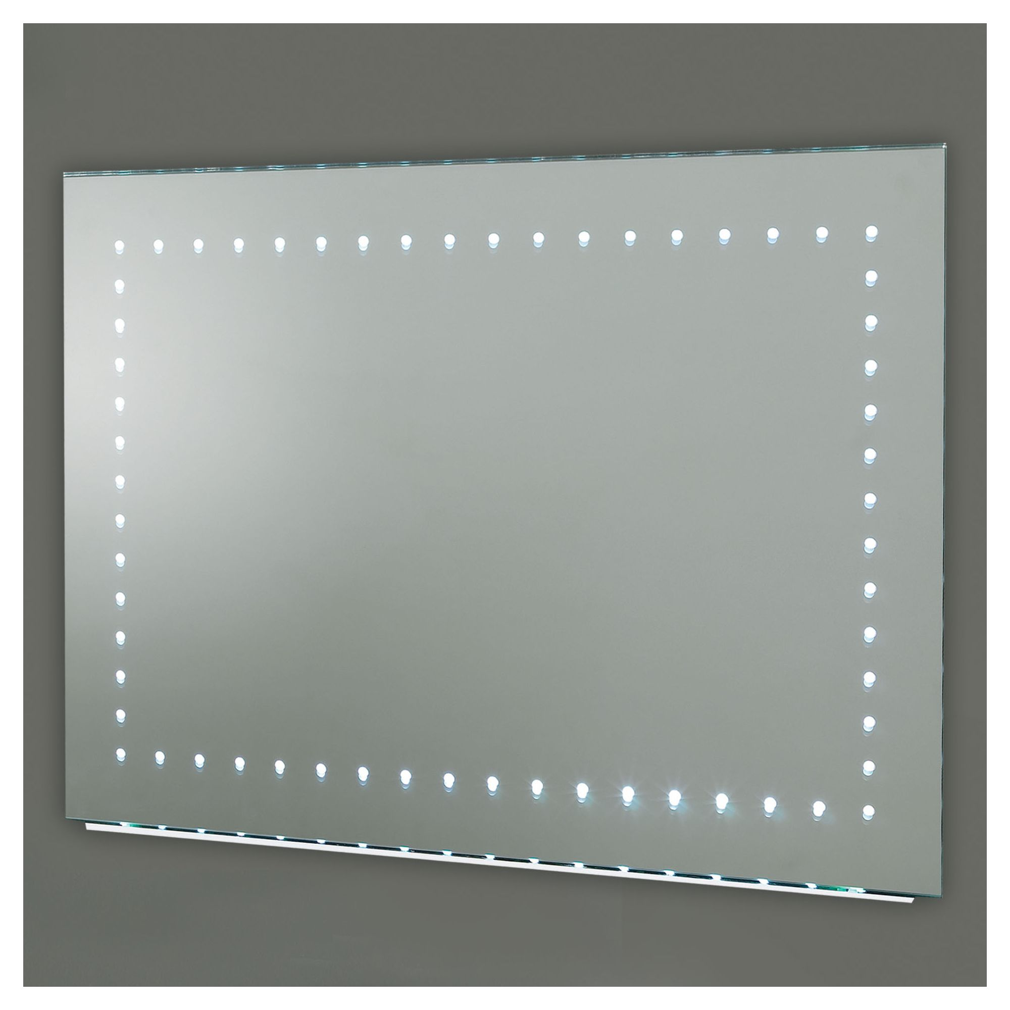 Endon Lighting Bathroom Mirror Complete with LED's at Tesco Direct