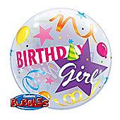 22' Birthday Girl Party Hat (each)