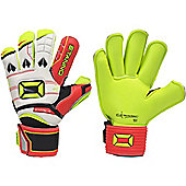 Stanno Electric Limited Junior Goalkeeper Gloves - White