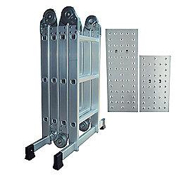 TB Davies Light Duty 10Way Multi-Way Ladder Inc. Work Bench