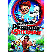 Mr Peabody & Sherman (DVD)