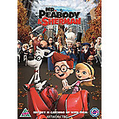 Mr Peabody & Sherman DVD