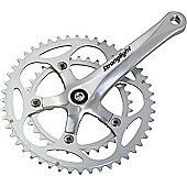 Stronglight Impact Double Chainset: 39/52T x 175mm.