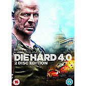 Die Hard 4: 2-Disc Bonus Edition (DVD)