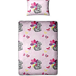 Tatty Teddy Daisy Single Duvet Set