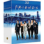 Friends - Series 1-10 - Complete  (Blu-Ray Boxset)