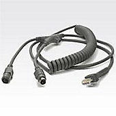 Motorola CBA-K06-C12PAR Keyboard Wedge Cable