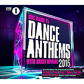 BBC Radio 1's Dance Anthems 2015