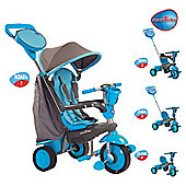 Smart Trike Swing Blue/Grey